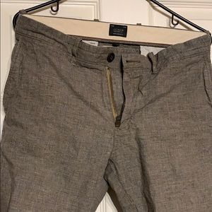 J Crew Linen Dress Pants